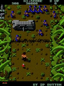 Ikari Warriors (Arcade) 02