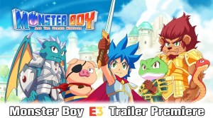 Monster Boy And The Cursed Kingdom Launch Edition Details