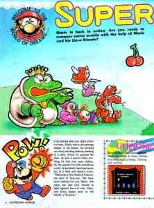 Nintendo Power | July August 1988 - pg 6
