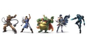 New Smash Bros. Amiibo Figures In Development