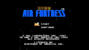 Air Fortress (NES) Game Hub