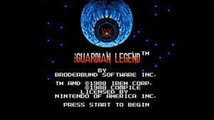 Guardian Legend (NES) Game Hub