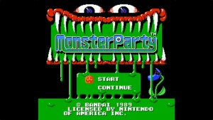 Monster Party (NES) Game Hub