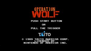 Operation Wolf (NES) Game Hub
