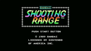 Shooting Range (NES) Game Hub