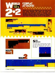 Nintendo Power | July Aug 89 | SMB 2 Hint Book - 14