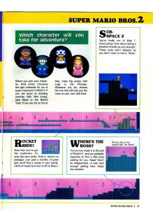 Nintendo Power | July Aug 89 | SMB 2 Hint Book - 29