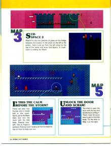 Nintendo Power | July Aug 89 | SMB 2 Hint Book - 34