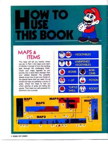 Nintendo Power | July Aug 89 | SMB 2 Hint Book - 4