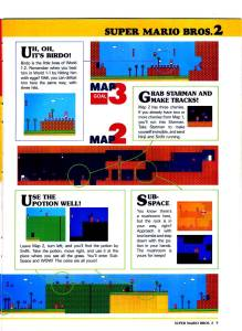 Nintendo Power | July Aug 89 | SMB 2 Hint Book - 9