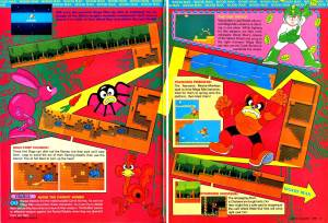 Nintendo Power | July August 1989 p20-21