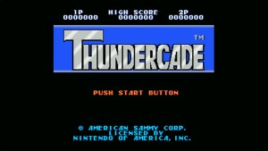 Thundercade (NES) Game Hub
