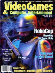 VGCE | June 1989-1