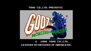 Godzilla: Monster of Monsters (NES) Game Hub