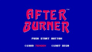 After Burner (NES) Game Hub