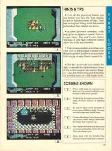 Game Players Buyers Guide To Nintendo Games | October 1989 pg-107