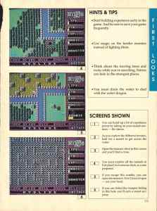 Game Players Buyers Guide To Nintendo Games | October 1989 pg-111