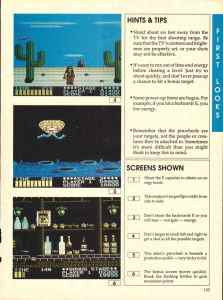 Game Players Buyers Guide To Nintendo Games | October 1989 pg-133
