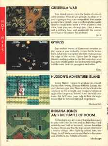 Game Players Buyers Guide To Nintendo Games | October 1989 pg-54