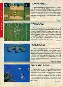 Game Players Buyers Guide To Nintendo Games | October 1989 pg-68
