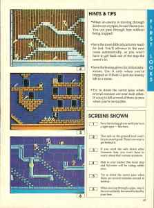 Game Players Buyers Guide To Nintendo Games | October 1989 pg-83