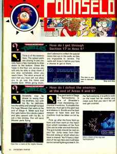 Nintendo Power | September October 1989 pg-34
