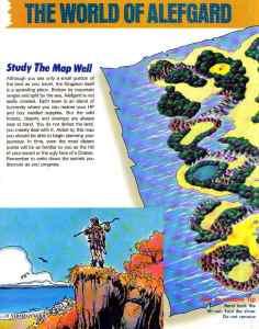 Nintendo Power   November December 1989   Dragon Warrior Strategy Guide pg-18