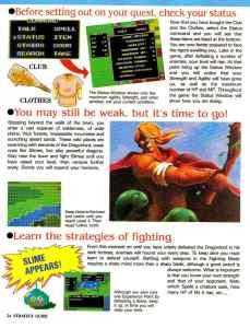 Nintendo Power   November December 1989   Dragon Warrior Strategy Guide pg-24