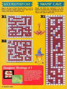 Nintendo Power   November December 1989   Dragon Warrior Strategy Guide pg-30