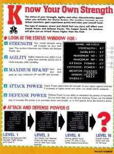 Nintendo Power | November December 1989 | Dragon Warrior Strategy Guide pg-35