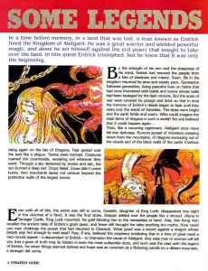 Nintendo Power   November December 1989   Dragon Warrior Strategy Guide pg-4