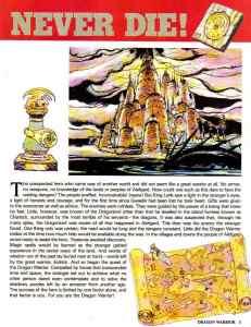Nintendo Power   November December 1989   Dragon Warrior Strategy Guide pg-5