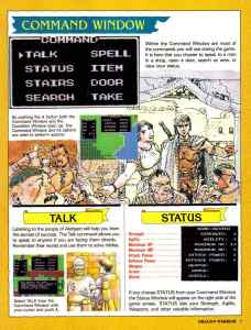 Nintendo Power   November December 1989   Dragon Warrior Strategy Guide pg-7
