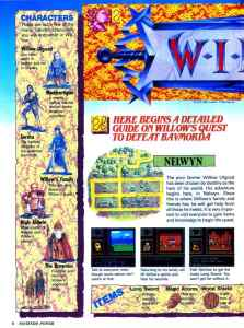 Nintendo Power | November December 1989 pg-8