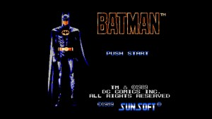 Batman (NES) Game Hub