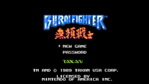 Burai Fighter (NES) Game Hub