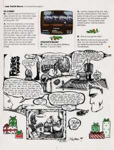 Sunsoft Game Times News | Christmas 1989-7