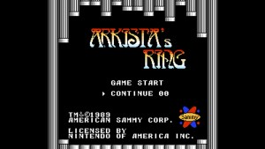 Arkista's Ring (NES) Game Hub