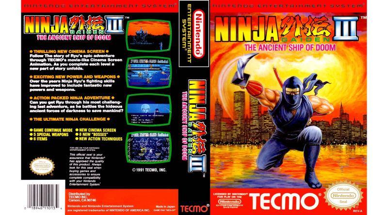 Ninja Gaiden III: The Ancient Ship Of Doom Review