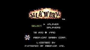Silkworm (NES) Game Hub
