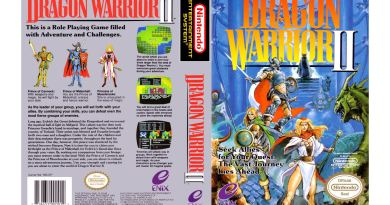 Dragon Warrior II Review