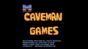 Caveman Games (NES) Game Hub
