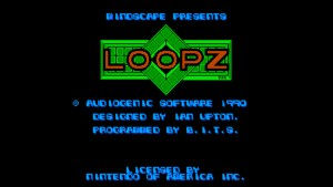 Loopz (NES) Game Hub