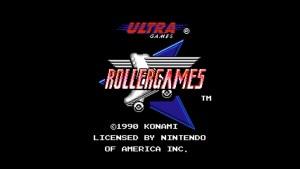 Rollergames (NES) Game Hub