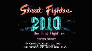 Street Fighter 2010: The Final Fight (NES) Game Hub