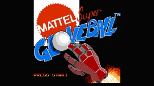 Super Glove Ball (NES) Game Hub