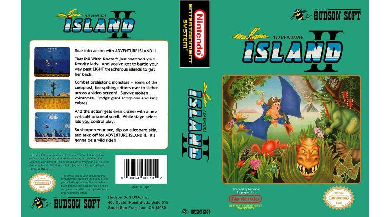 Adventure Island II Review