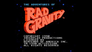 Adventures Of Rad Gravity (NES) Game Hub