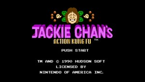 Jackie Chan's Action Kung Fu (NES) Game Hub