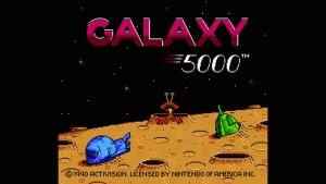 Galaxy 5000 (NES) Game Hub